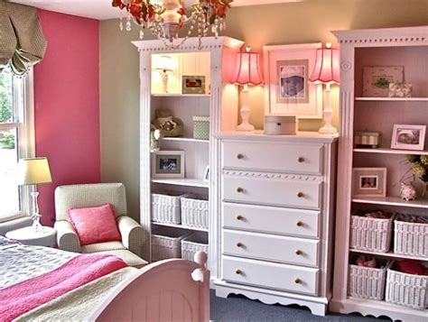 girls bedroom shelving how to choose closets for a girls room