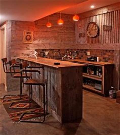 Small Rustic Home Bar 1000 Images About Bar On