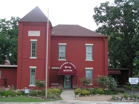 Faulkner County Records Faulkner County Museum