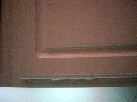 laminate peeling the kitchen cabinets picture of