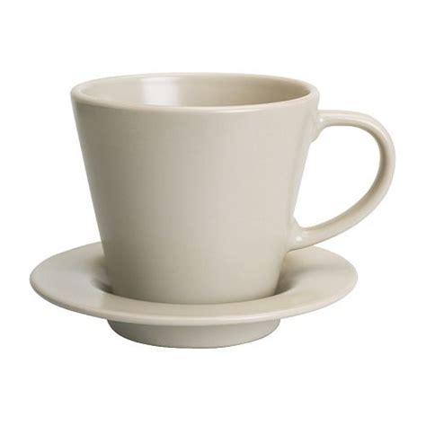 Cawan Ikea dinera cawan dan piring kopi ikea