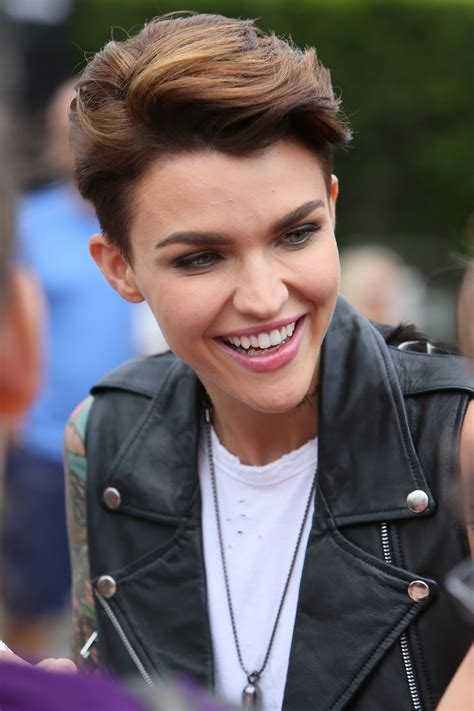 ruby rose haircut ruby rose pixie hairstyles for hot girls wallpaper