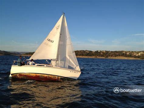 boatsetter contact rent a 1986 22 ft catalina 22 in el dorado hills ca on