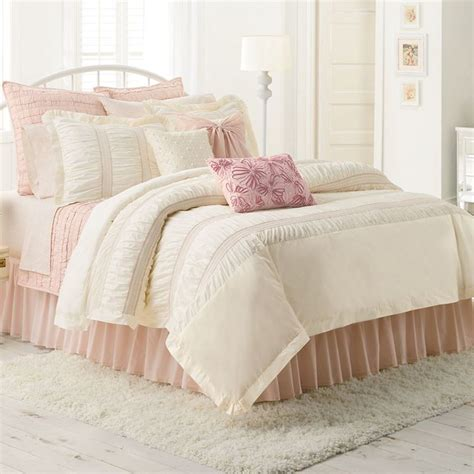lauren conrad lc lily 2 pc reversible comforter set