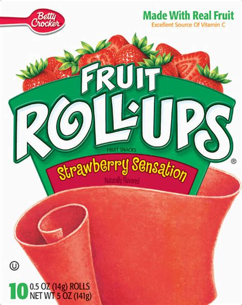 fruit roll ups haphazard daily flashback friday fruit roll ups