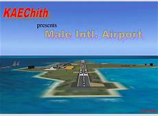 Male International Airport Scenery for FS2004 .txt