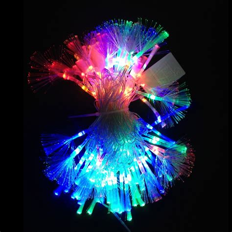 popular fiber optic christmas decoration buy cheap fiber