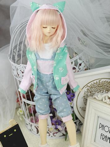 1 4 jointed doll clothes bjd clothes 1 4 leisure suit for msd jointed