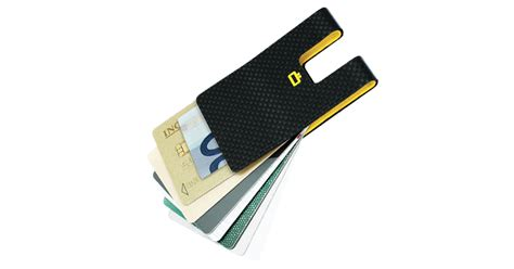 It Is The Most 3c carbon clip the most fast and slim wallet