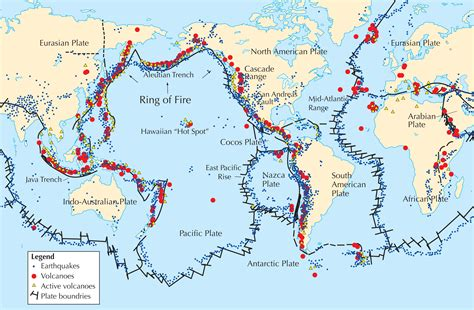 ring of fire mp september 2013 cgf3m physical geography
