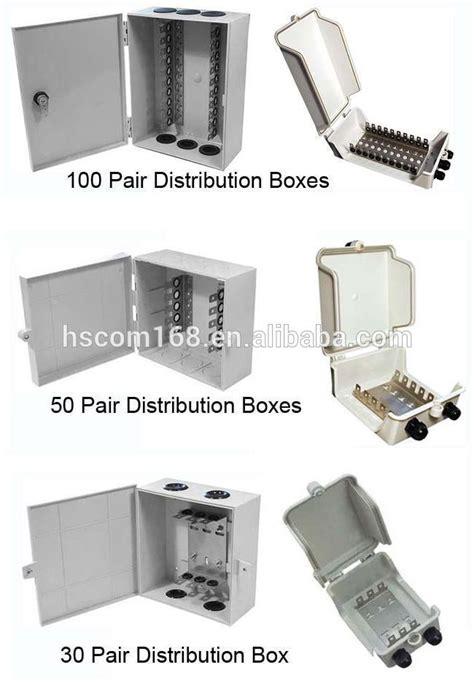 Box Indoor Dp Crown 100 Pair 10 Pairs 500 Pairs Ip65 Telephone Dp Box With Lsa