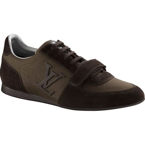 louis vuitton mens sneakers louis vuitton men s stardust sneaker in canvas suede