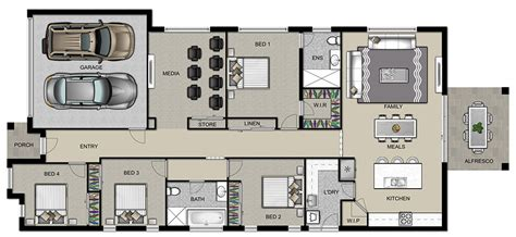 House Designs And Floor Plans Narrow Block Manhattan Homes Narrow Blocks