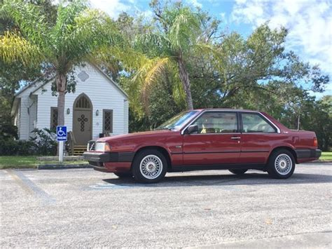 volvo  turbo bertone coupe original survivor rare  actual miles classic volvo