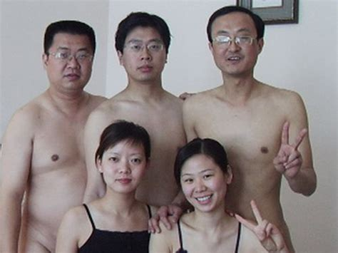 swing wife swap photos of alleged chinese government swinger party