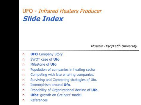 Irda Notes For Mba by Ufo Kızıl 246 Tesi Isıtıcı Markası
