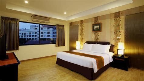 two bedroom suite nova park hotel pattaya