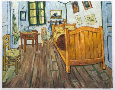 bedroom in arles vincents bedroom in arles gogh museum painting