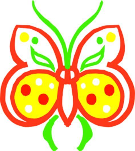 clipart farfalla farfalla stilizzata clip at clker vector clip