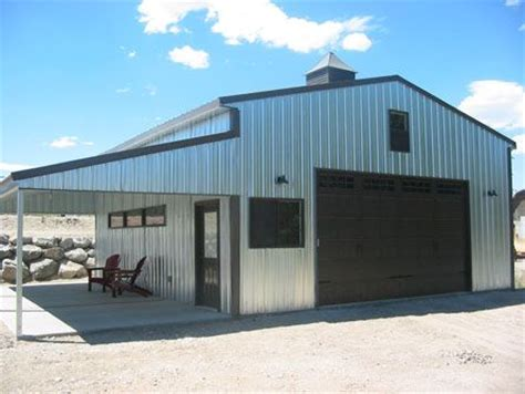 Metal Garage Designs 25 best ideas about metal shop building on pinterest