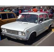 Fiat 125 Special 1600 MotoBurg