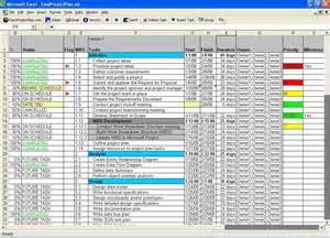 easyprojectplan excel template 8 5 free download