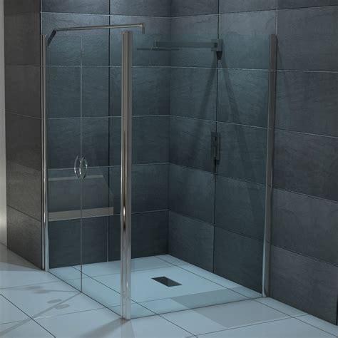 duschabtrennung ebenerdig fishzero dusche ebenerdig glas verschiedene design