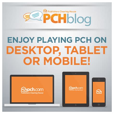Odds Of Winning Pch - want more chances to win play pch on desktop tablet and mobile pch blog