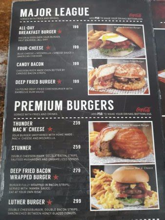 Backyard Burgers Quezon City Menu Zarks Burgers Quezon City Restaurant Reviews Phone