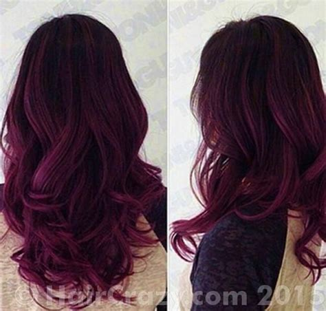 mixed hair colors mixed with purple hair search makeup