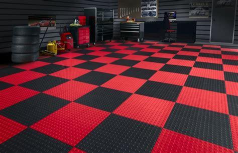 kunststoff fliesen garage anleitung zur auswahl und verlegen garagenfliesen