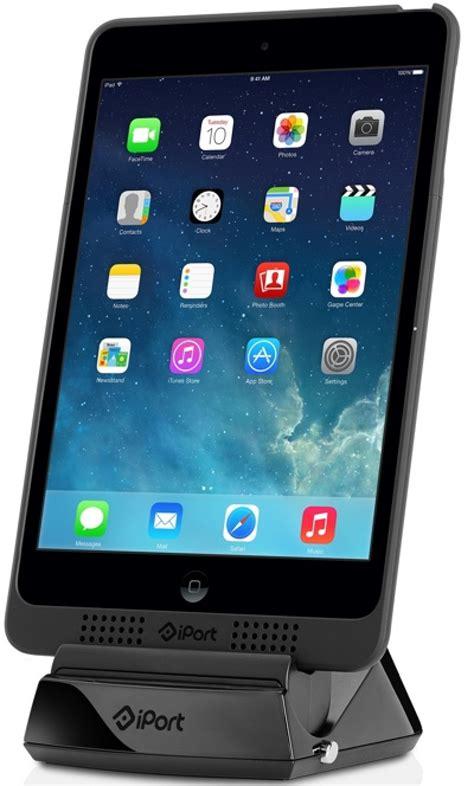 ces  iport debuts    charge casestand  ipad air  retina ipad mini macrumors