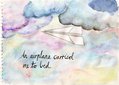 an airplane carried me to bed an airplane carried me to bed by misslivyoung on deviantart