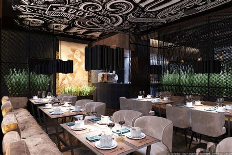 modern restaurant design modern restaurant by cult of design myhouseidea