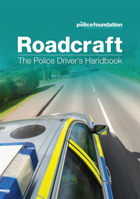 driver books roadcraft the driver s handbook