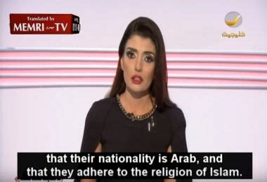 saudi female news anchor saudi female tv host denounces muslim hypocrites for not