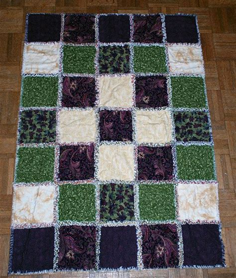 How To Make A Rag Quilt With Cotton Fabric by 25 Best Ideas About Rag Quilt Patterns On