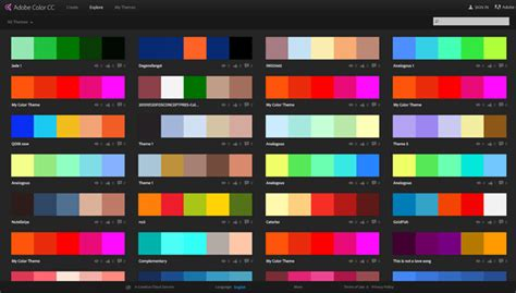 color combos the missing cheatsheet for brilliant color combinations