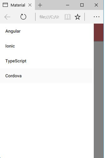 layout menu lateral materialize css como criar um menu responsivo