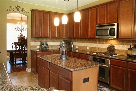 Travertine Tile Kitchen Backsplash new venetian gold granite for stunning home design