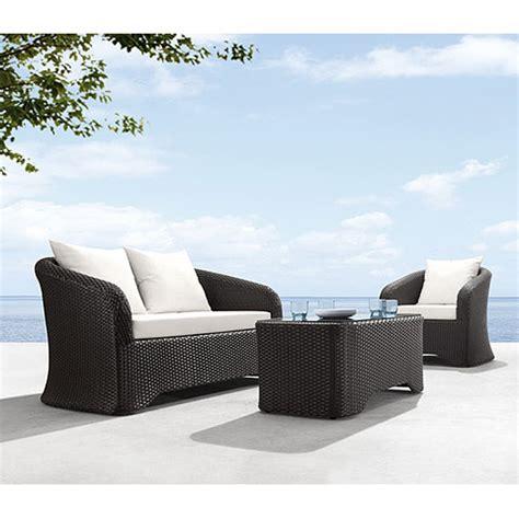 miramar loveseat modern outdoor furniture eurway