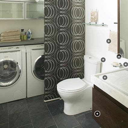 Just Two Fabulous Bathrooms by Best 25 Laundry In Bathroom Ideas On Laundry