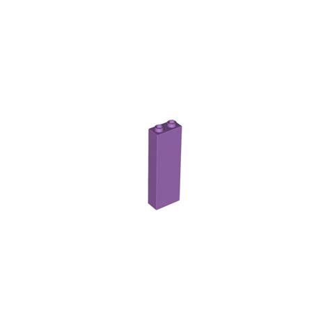Lego Part 2454 6093461 Medium Lavender Brick 1x2x5 lego medium lavender brick 1 x 2 x 5 2454 brick owl