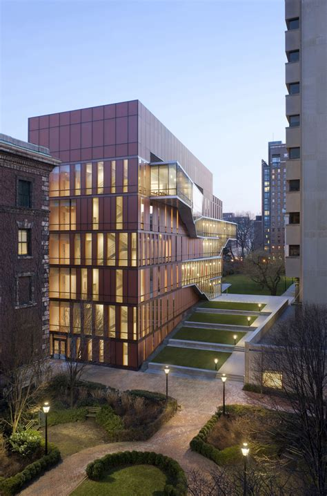 barnard college diana center ornamental metal institute