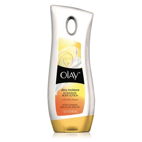 Handbody Olay olay ultra moisture in shower lotion
