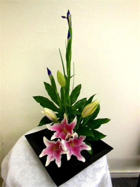 Japanese Decorative Of Flower Arrangement by Tools Ikebana Vs European Designs Ikebana By The Bay