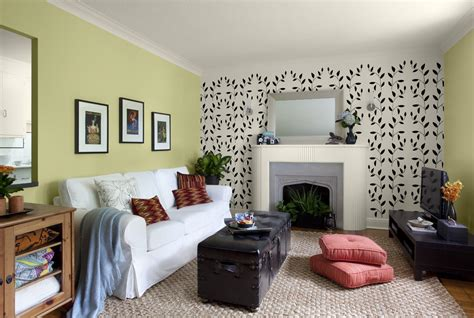 Living Room With Green Accent Wall Green Accent Wall Living Room Info Home And Furniture