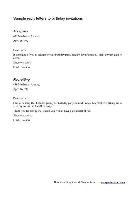 Invitation Letter Of Birthday birthday invitation letter sle disneyforever hd invitation card portal