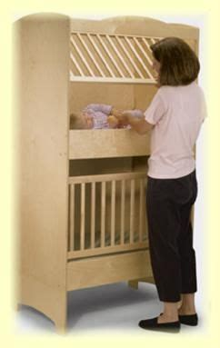 space saver cribs for babies the world s catalog of ideas
