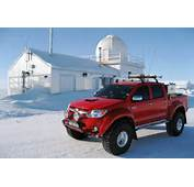 Arctic Trucks Toyota Hilux Photos  PhotoGallery With 21 Pics